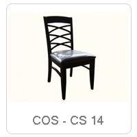 COS - CS 14